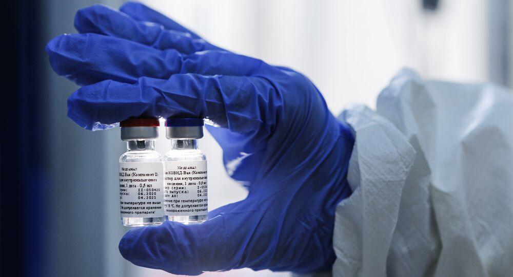 Le vaccin russe contre le Covid-19, Spoutnik V
