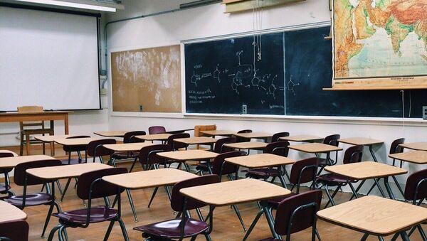 Une salle de classe - Sputnik France