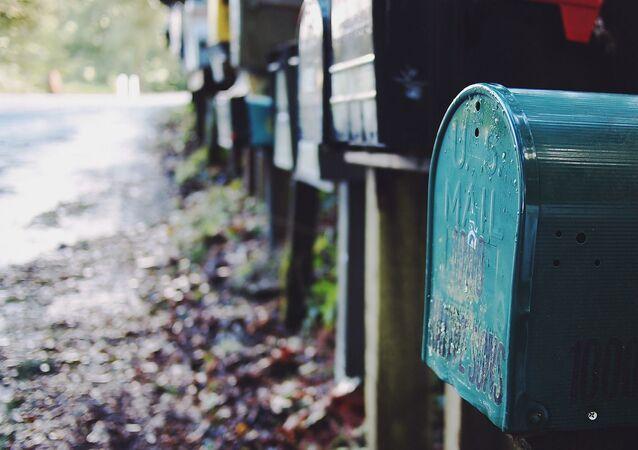 Des boîtes aux lettres