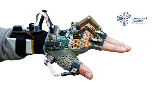 Un gant auditif inventé à Samara, en Russie - Sputnik France