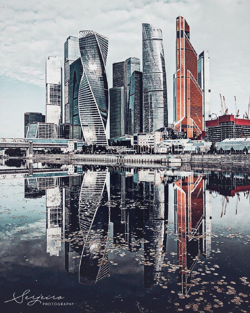 Centre d'affaires Moskva-City