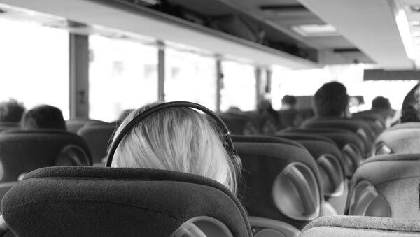 Un bus - Sputnik France