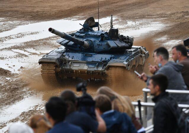Сlôture solennelle des Jeux militaires internationaux 2020 en Russie