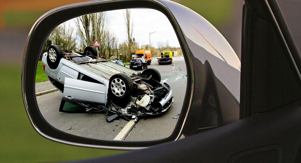 Un accident de la route