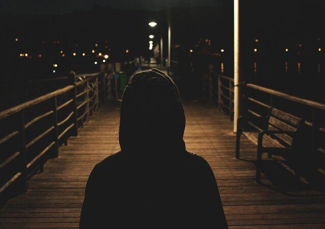 Dans la nuit