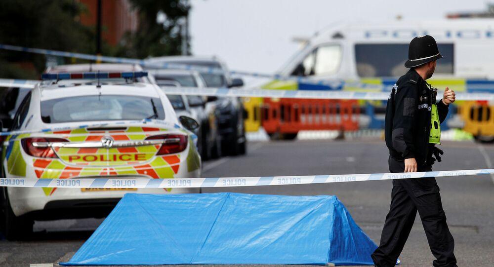 Plusieurs personnes poignardées à Birmingham — Angleterre