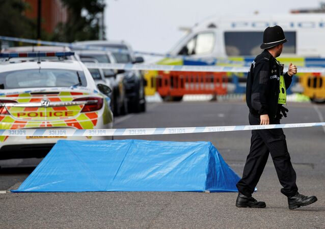 Une série d'agressions au couteau à Birmingham dans la nuit du 5 au 6 août 2020