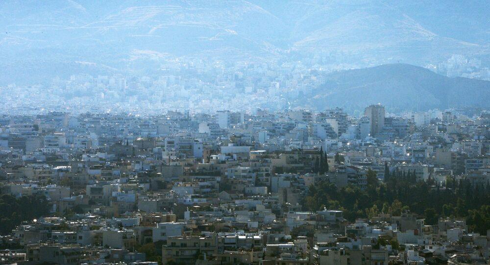 Athènes (archive photo)