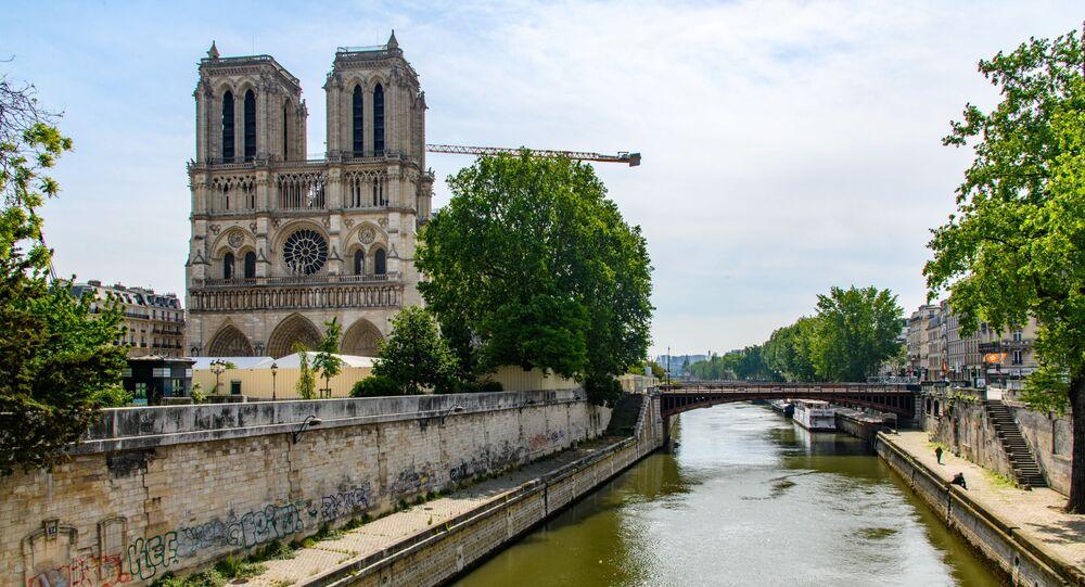 Paris après le confinement (photo d'archives)