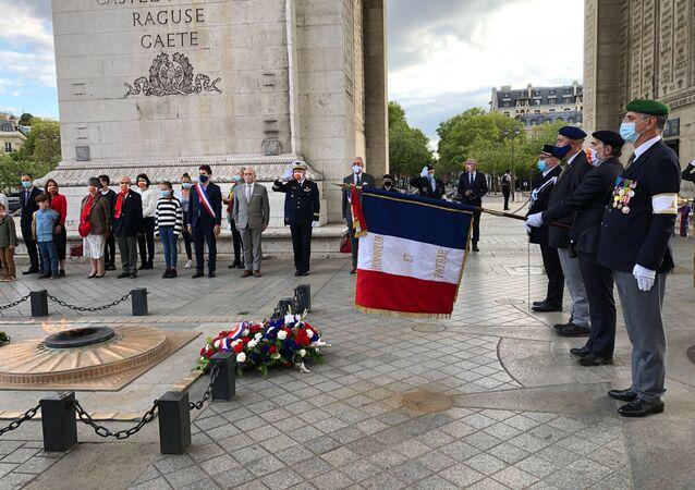 Commémoration de la Seconde Guerre mondiale