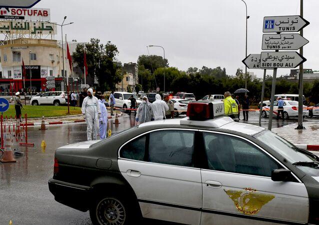 La police tunisienne enquête sur l'attaque à l'arme blanche des officiers de la garde nationale, le 6/09/2020