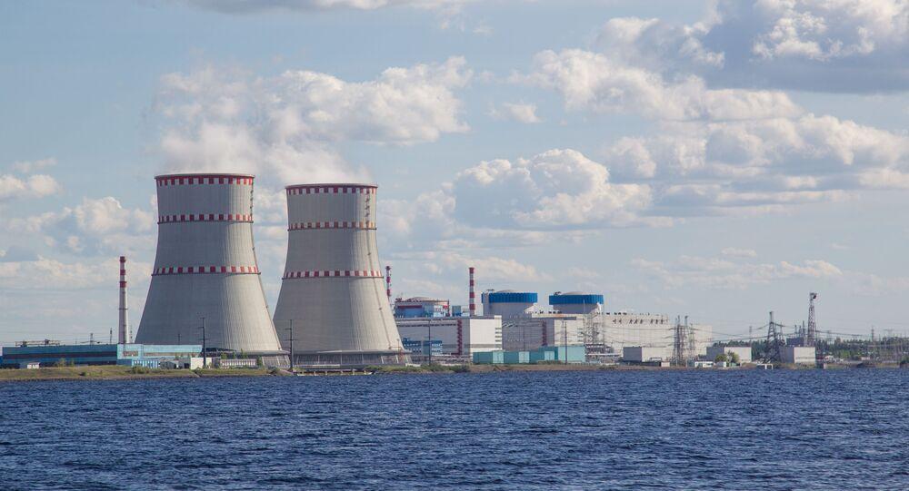 Centrale nucléaire Kalininskaïa