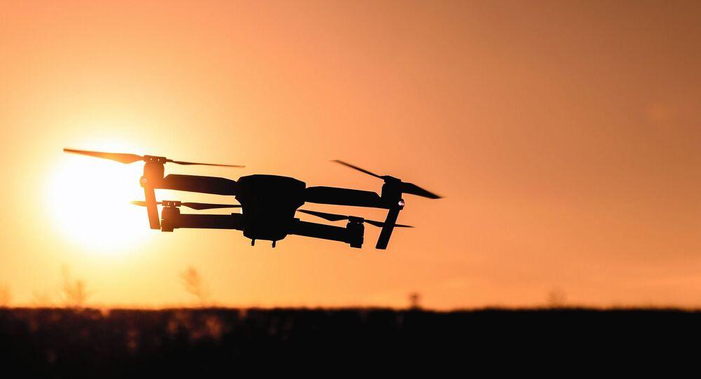 Un drone (image d'illustration)