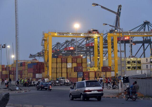 Le port autonome de Lomé, deuxième d'Afrique 2020 en transbordement et le seul port en eau profonde du continent