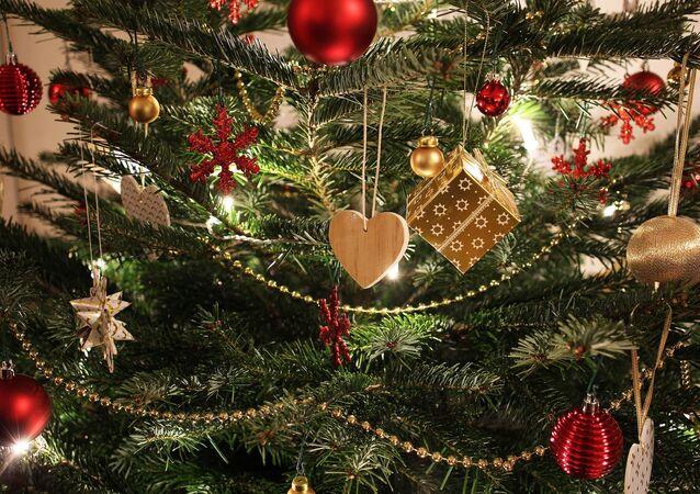 Un sapin de Noël