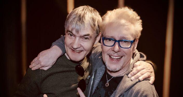 Rick Allison et Igor Brusentsev