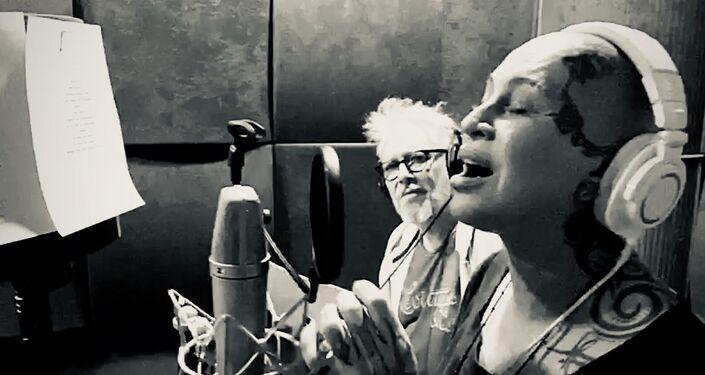 Rick Allison et la chanson russe Nargiz