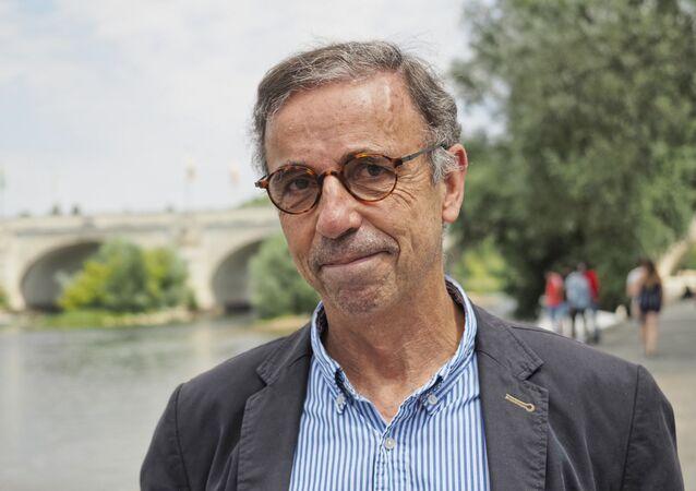 Pierre Hurmic, maire de Bordeaux