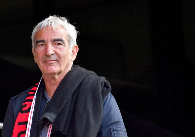 Raymond Domenech, archives