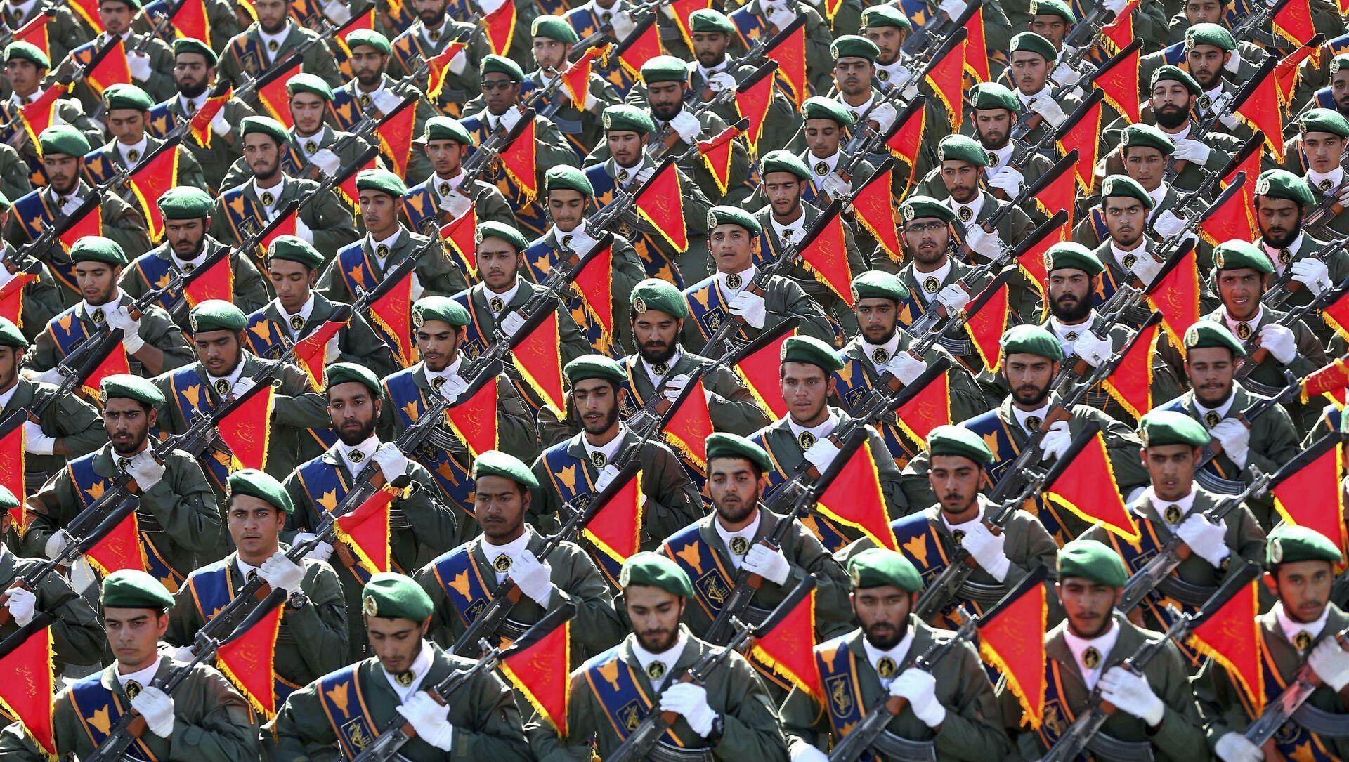 des Gardiens de la révolution islamique - Sputnik France, 1920, 09.09.2021