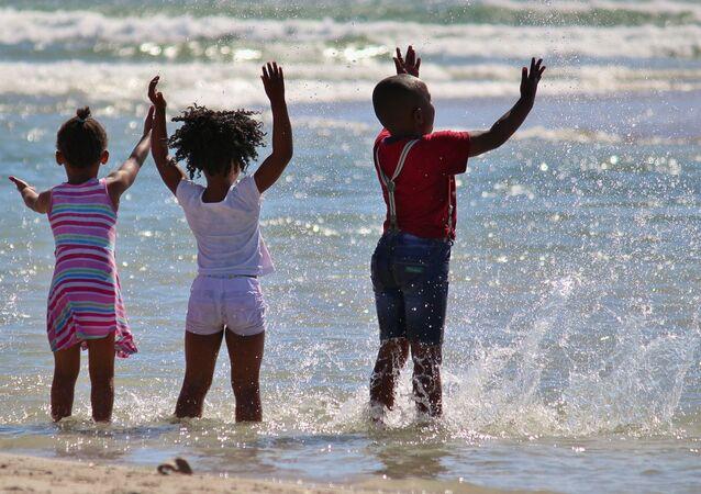 Enfants. Image d'illustration