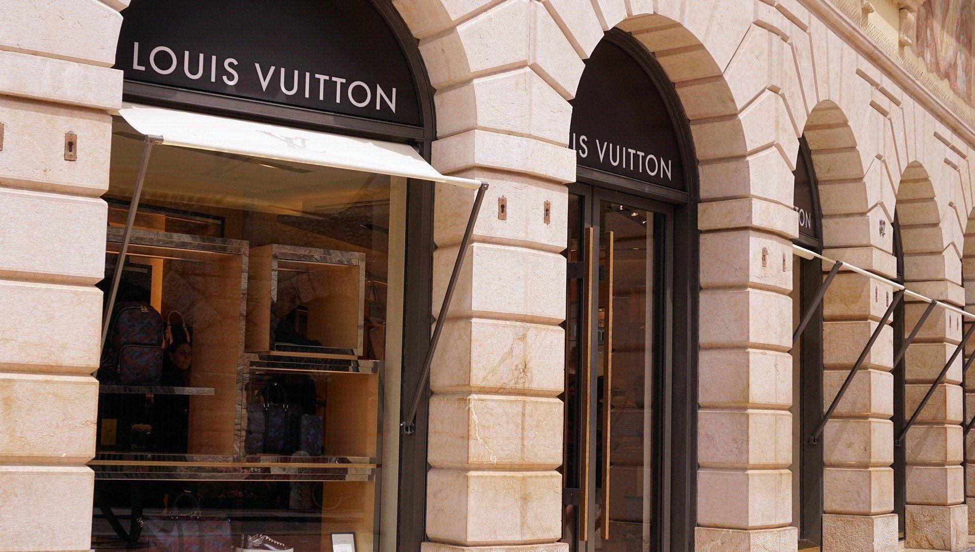 Boutique de Louis Vuitton - Sputnik France, 1920, 26.07.2021