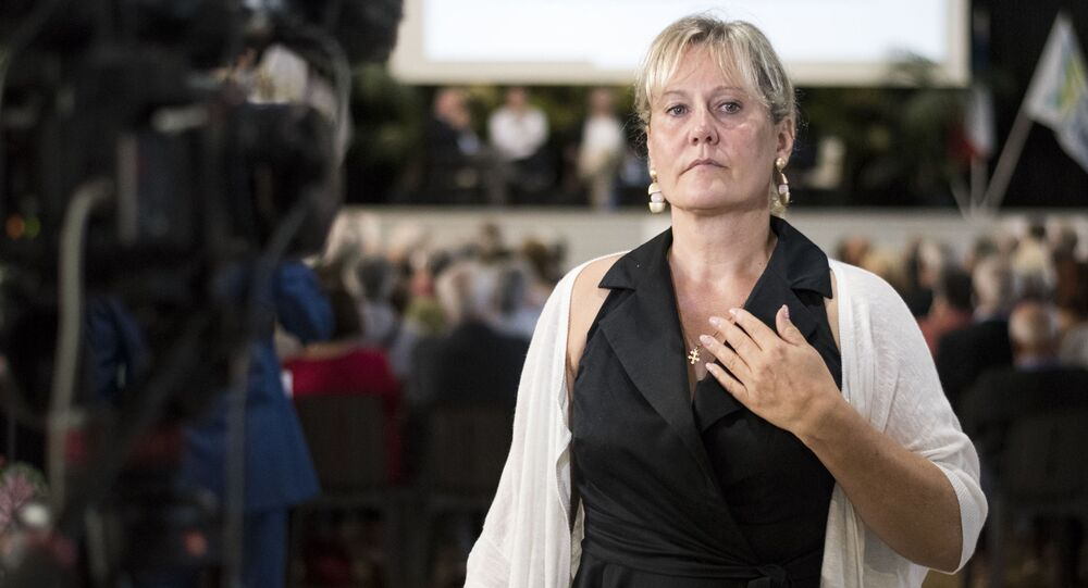 Nadine Morano, archives