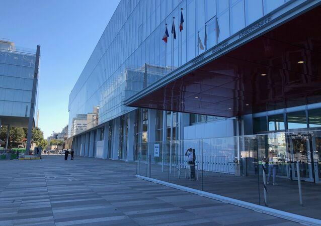 Tribunal de Paris. Porte de Clichy