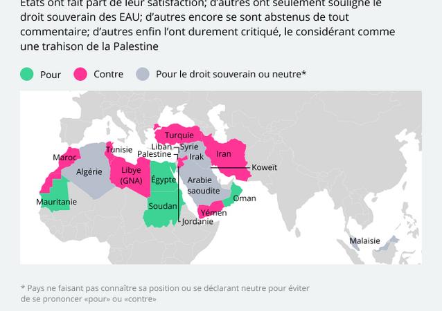 Émirats arabes unis, Bahreïn et Israël: un accord pour la paix ou la scission?
