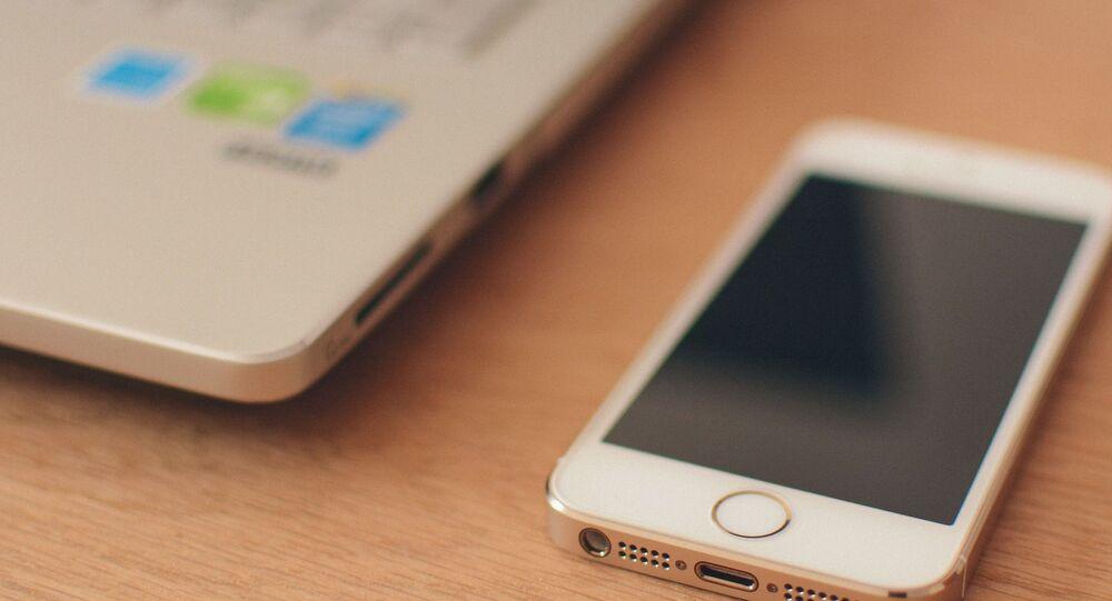 Ordinateur et téléphone portables