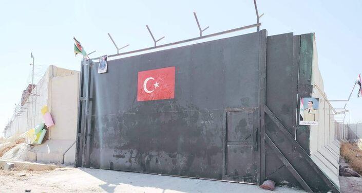 Un poste de surveillance turc à Idlib, 16 septembre 2020