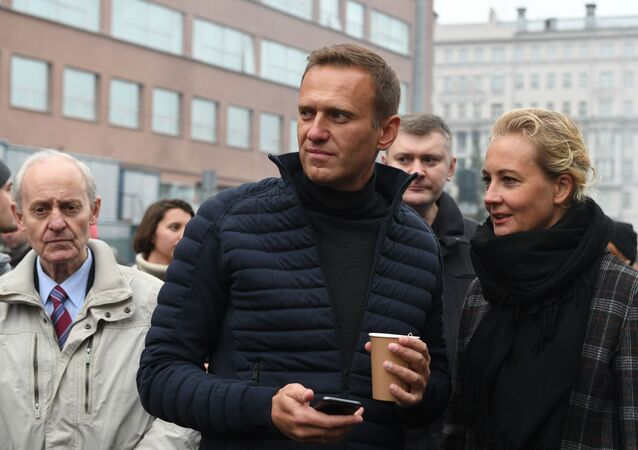 Alexeï Navalny (photo d'archives)