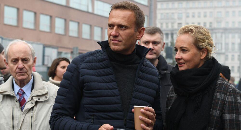 Alexeï Navalny (photo d'archives)