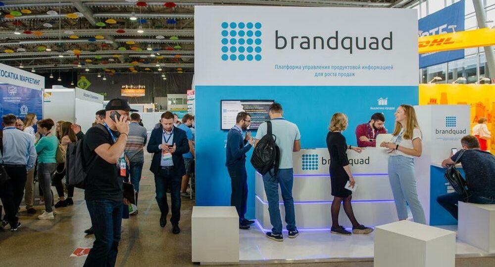 Une startup Brandquad s'installe en France