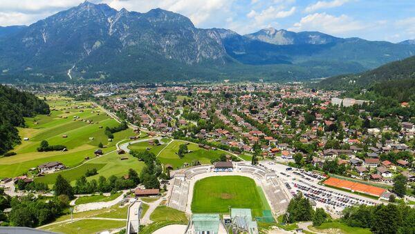 Garmisch-Partenkirchen - Sputnik France