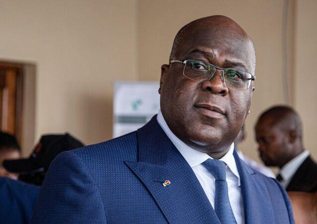 Felix Tshisekedi, Président de la République démocratique du Congo