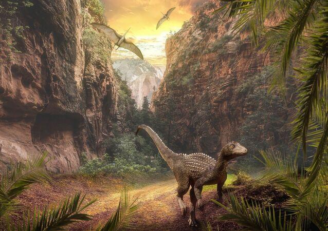 Dinousaures (image d'illustration)