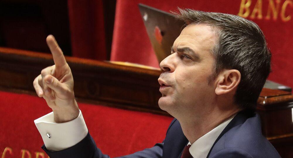 Olivier Véran, Ministre des Solidarités et de la Santé
