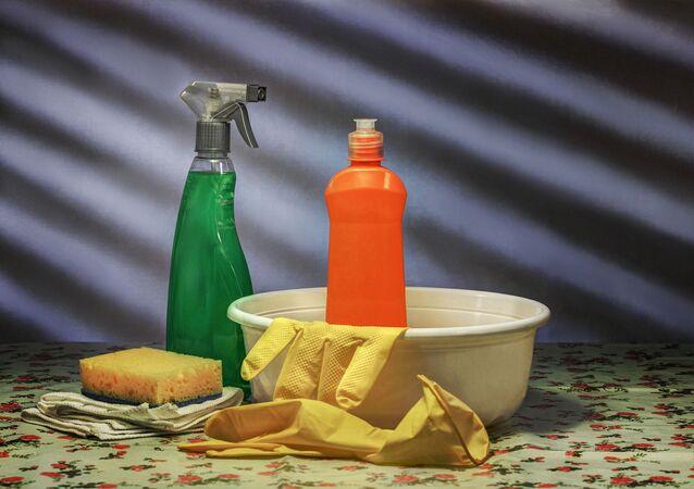 Le ménage (image d'illustration)