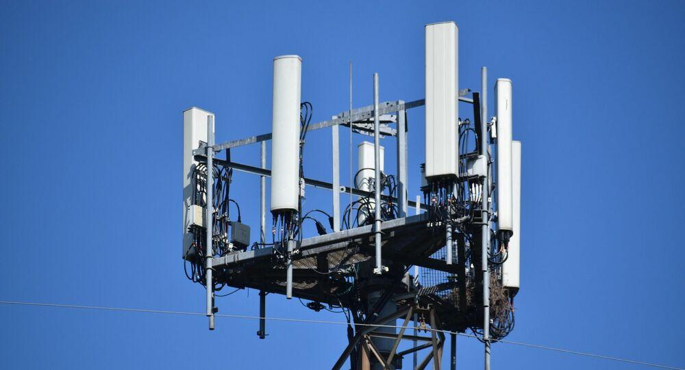 Une antenne 5G (image d'illustration)
