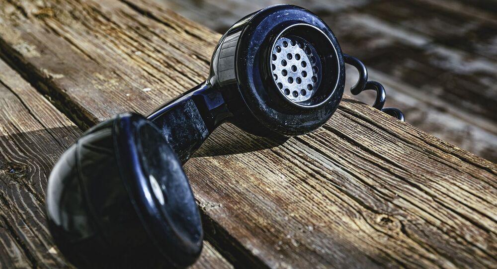 Un téléphone, image d'illustration