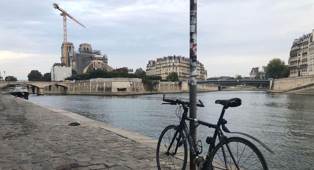 Covid-19 : Paris en