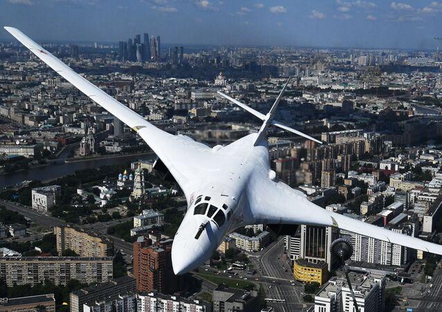 Des Tu-160, archives