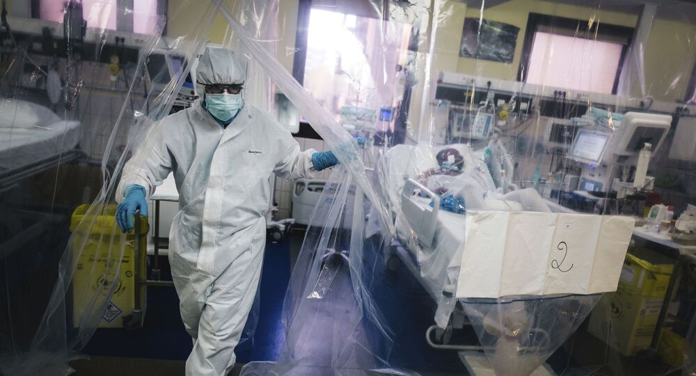 Un hôpital à Levallois-Perret