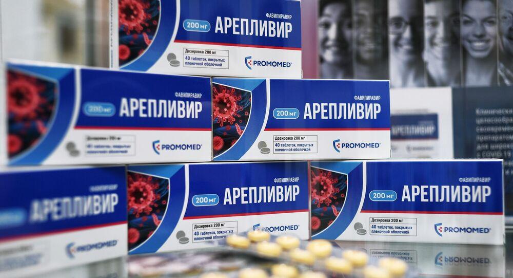 Areplivir