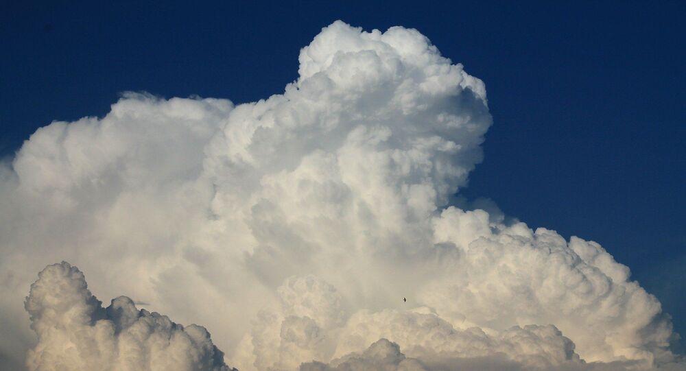 Un cumulonimbus