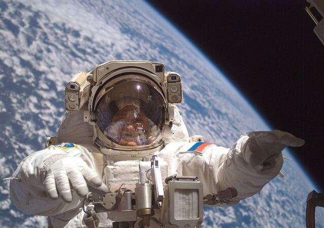 Un cosmonaute