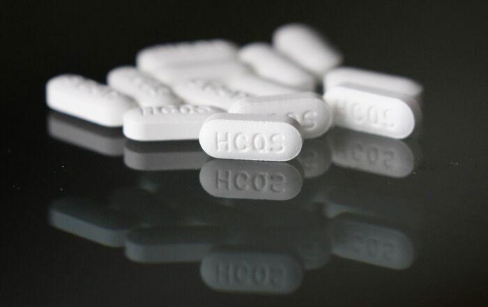 Hydroxychloroquine en comprimés