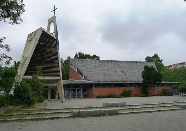 L'église Saint-Jérémie à Berlin-Spandau