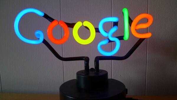 Google Neon - Sputnik France